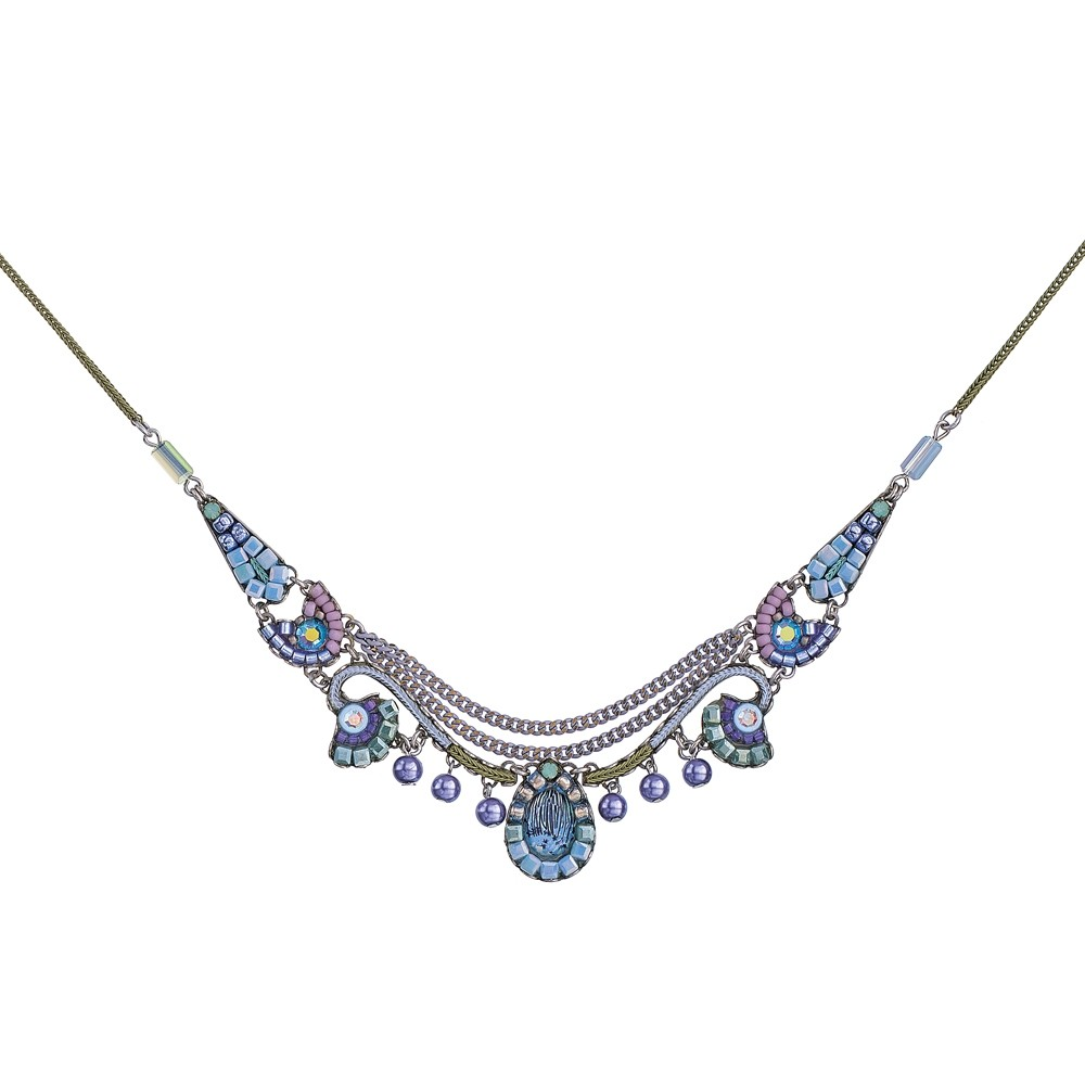 coming made the diamonds product specila cosmos diamond ora necklace collection gold orion precious playing with horn spring oraspringjewelry fromm