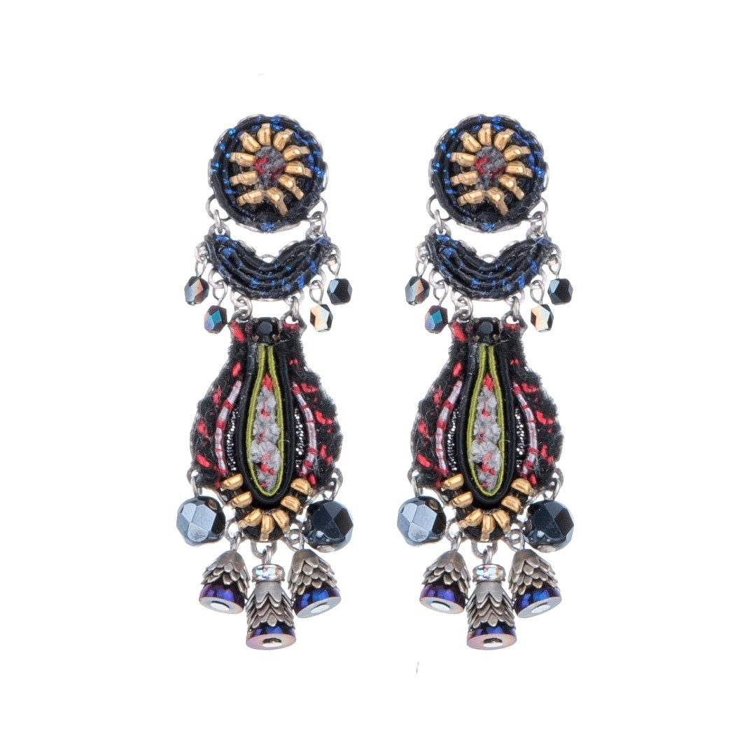 to oriental swarovski buy item photo b jewelry emeralds jewellery soutache needlework online store with embroidery karina earrings bead