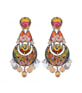 Milano Rainbow Earrings