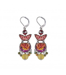 Yucatan Coast Earrings