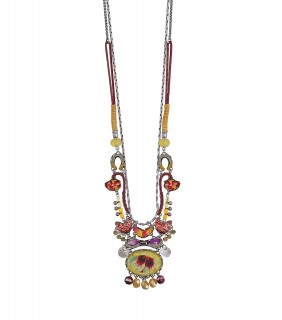 Yucatan Wind Necklace