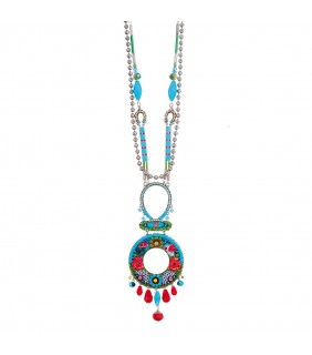 Cornflower Muse Necklace