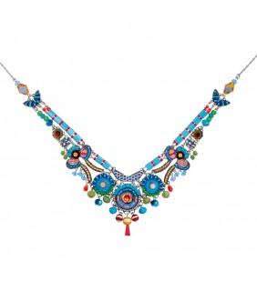 Cornflower Delight Necklace