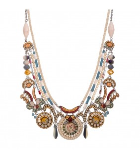 Linea Song Necklace