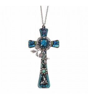 Gama Cross Necklace