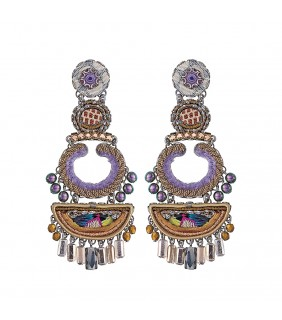 Purple Rain, Love Limited Edition Earrings