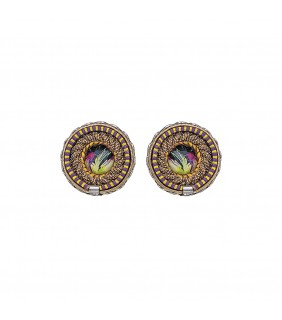 Purple Rain, Kim Earrings