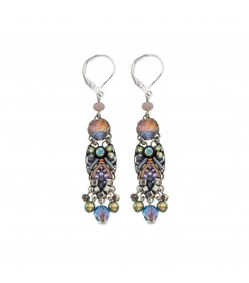 Clear Sky, Natuckel Earrings