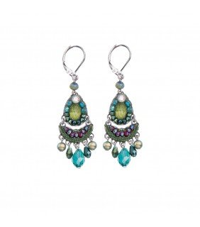 Summer Lawns, Vegas Earrings