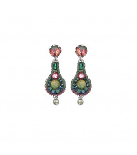 Summer Lawns, Tripta Earrings