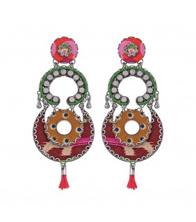 Kaleidoscope Sirius Earrings