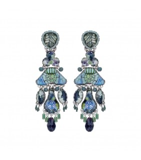 Blue Planet, Camila Earrings