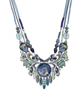 Blue Planet, Belevia Necklace