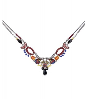 Sunset Bliss, Panthea Necklace