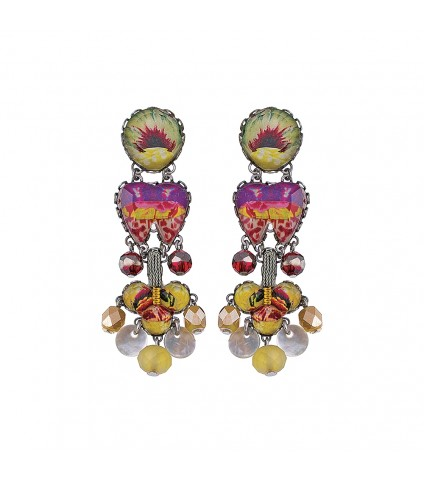 Yucatan Dusk Earrings