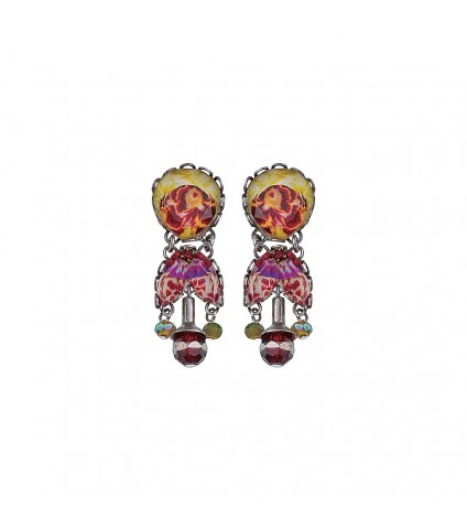 Yucatan Sun Earrings