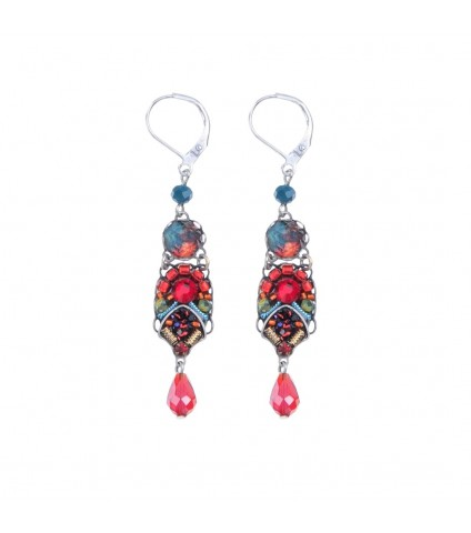 Rowan View Earrings