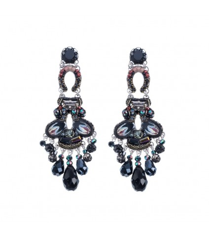 Blacktree Heather Earrings