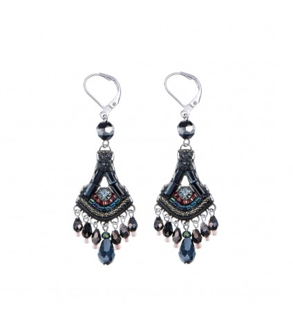 Blacktree Song Earrings