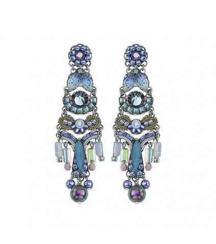 Volga Tempest Earrings