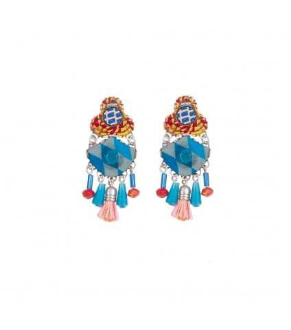 Sorrento Sunset Earrings