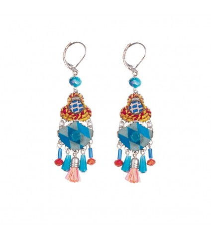 Sorrento Song Earrings
