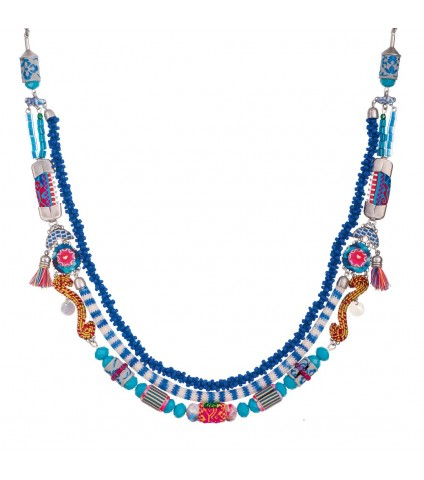 Sorrento Mountain Necklace