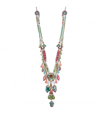 Florence Field Necklace