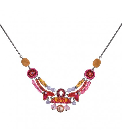 Gaillardia Serenity Necklace