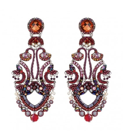 Ruby Tuesday, Belinda Limited Edition Earrings