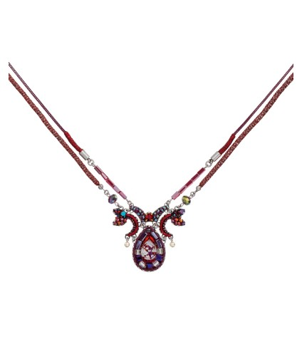 Ruby Tuesday, Kera Necklace