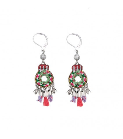 Flora Amour Earrings