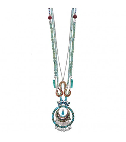 Acadia Beat Necklace