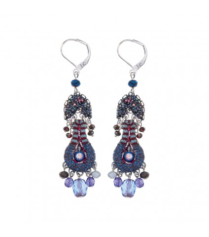 Ethereal Presence, Gabriela Earrings