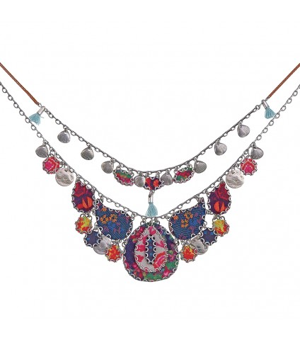 Kaleidoscope Polaris Necklace