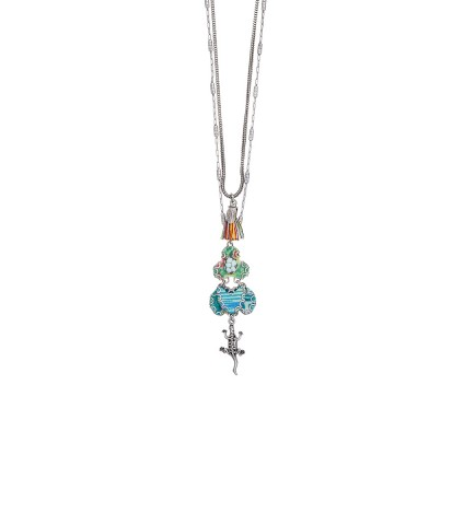 Blackfoot Tribe Necklace