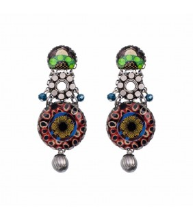 Afro Ellington Earrings