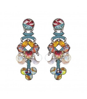 Bahia Dance Earrings