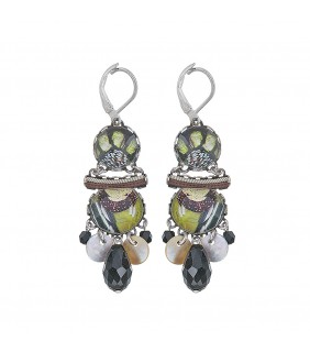 Midnight Loraine Earrings