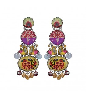 Yucatan Sacret Earrings