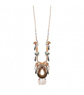 Linea Dance Necklace