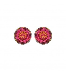 Gaillardia Kim Earrings
