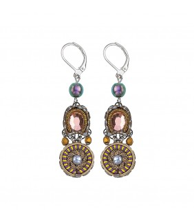 Purple Rain, Lumia Earrings