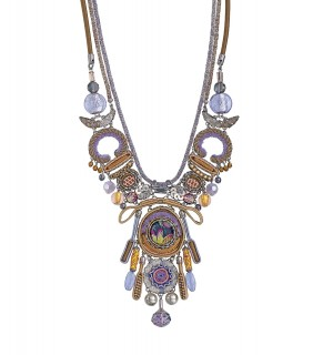 Purple Rain, Mantra Limited Edition Necklace
