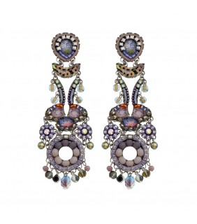 Clear Sky, Soglio Earrings