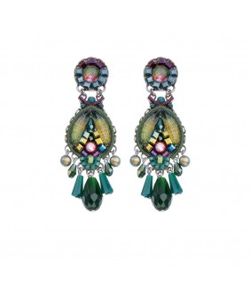 Summer Lawns, Solida Earrings