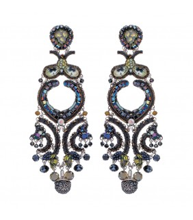 Festival Night, Camden Limited Edition Earrings
