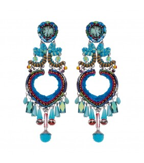 Heavenly Dawn, Barbara Earrings
