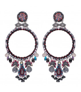 Nighttime Stories, Cecilia Earrings