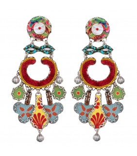 Bella Fountain Earrings